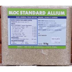 BLOC STANDARD ALLIUM 10 kg