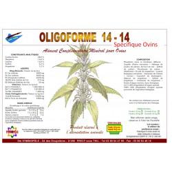 OLIGOFORME 14P-14Ca Granulé...