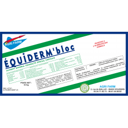 EQUIDERM chevaux (bassin 10...