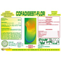 COFA DIGEST-FLORE 2,5 Kg