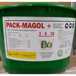 PACK-MAGOL 18kg  2P-6CA-18Mg
